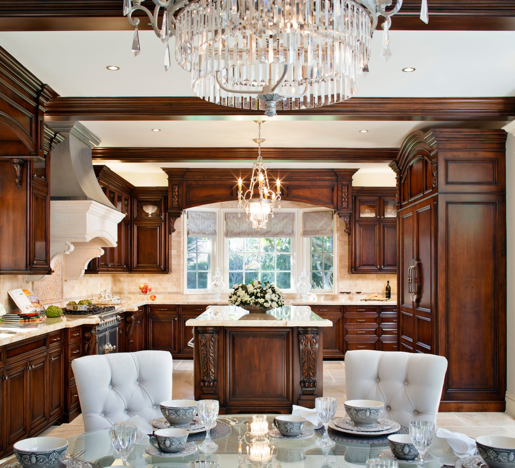 French Provincial Kitchen Design